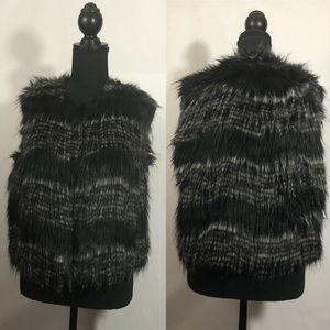 Steve Madden Fur Vest